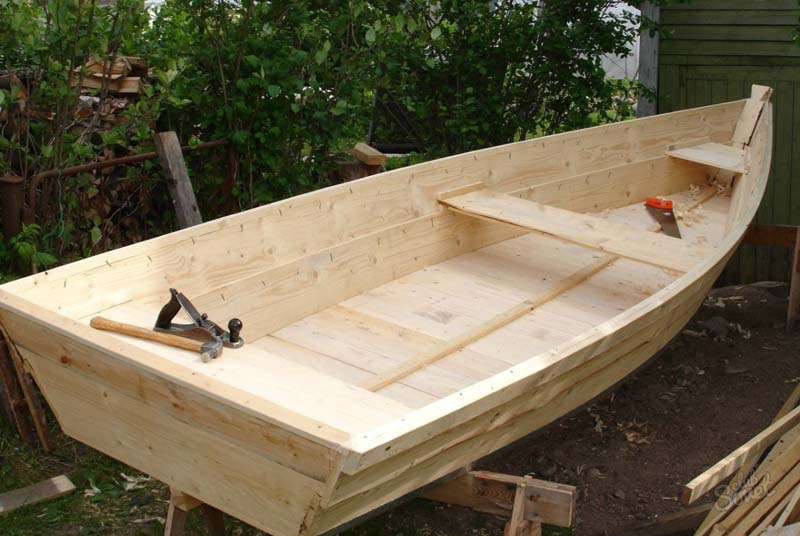 How to Build a Plywood Boat (4)