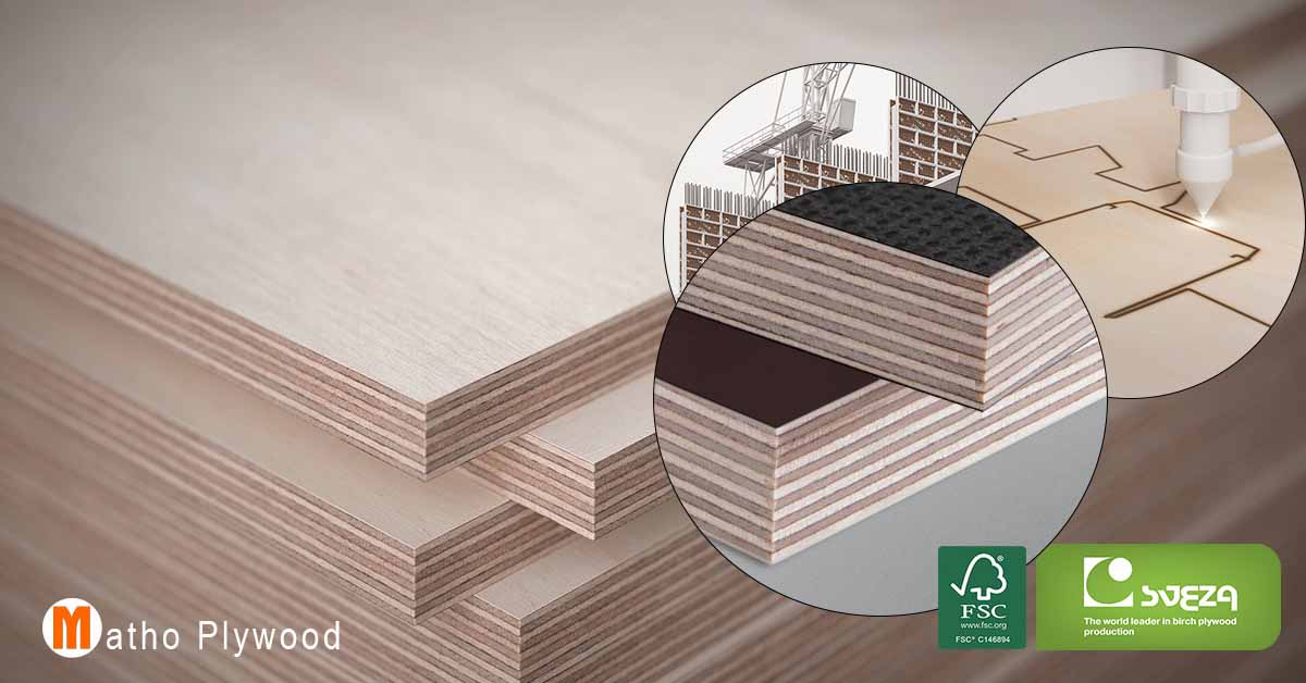 How to use plywood