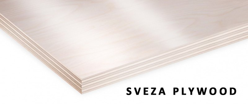 Sveza Plywood Specifications and Prices