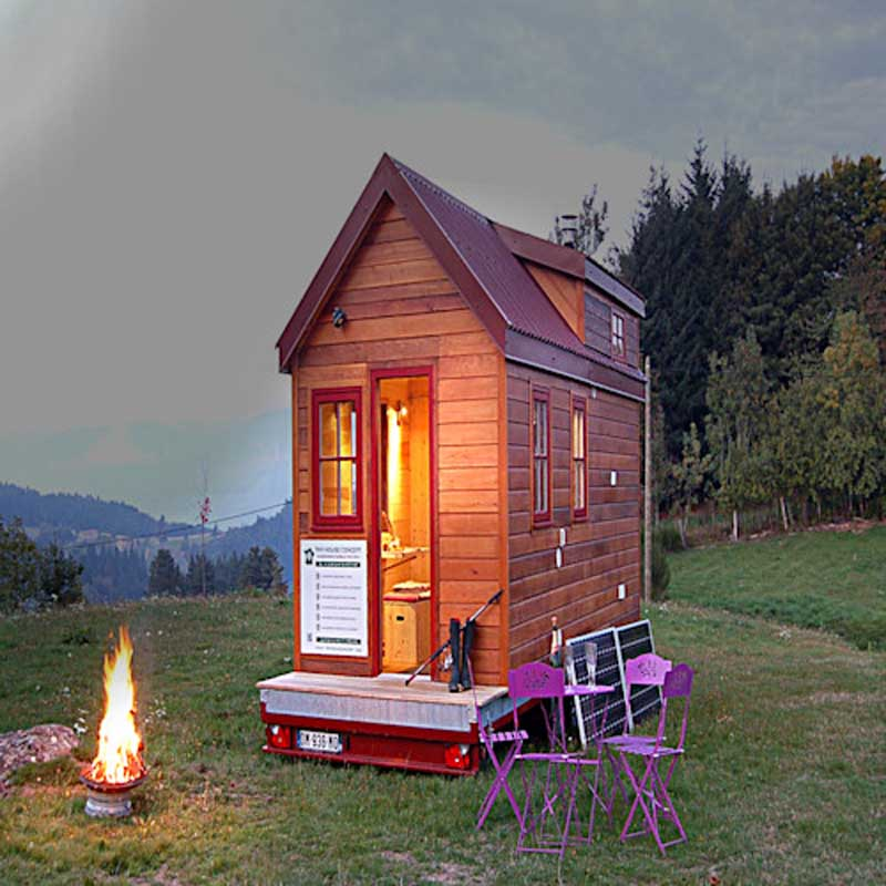 What is the Tiny House Movement (3)
