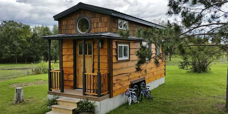 What is the Tiny House Movement (4)