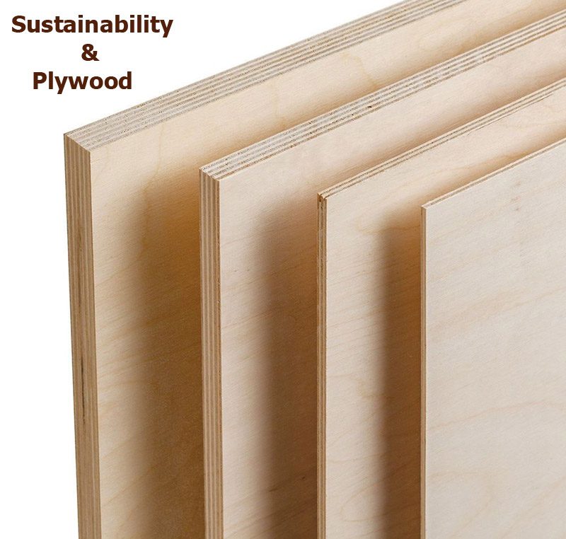 How sustainable is plywood